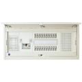 【生産終了品】河村電器産業 スマートホーム分電盤機器スペース付(フタ付) 26回路+2予備回路 CLF3726-2FL 主幹75A