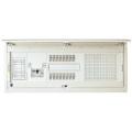 【生産終了品】河村電器産業 スマートホーム分電盤大型機器スペース付(フタ付) 16回路+2予備回路 CLOF3516-2FL 主幹50A