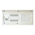 【生産終了品】河村電器産業 スマートホーム分電盤大型機器スペース付(フタ付) 24回路+2予備回路 CNOF3124-2FL 主幹100A