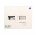 河村電器産業 enステーション ホーム分電盤 リミッタースペース無し 単2 フタ無し露出 6回路+0予備回路 ENE23060 主幹30A