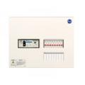 河村電器産業 enステーション ホーム分電盤 リミッタースペース無し 単3 フタ無し露出 8回路+0予備回路 ENE3080 主幹30A