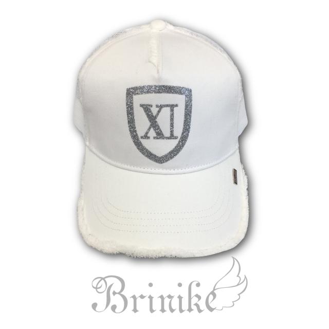 【BRINIKE】エンブレムキャップXI【人気芸人youtubeで話題!?】