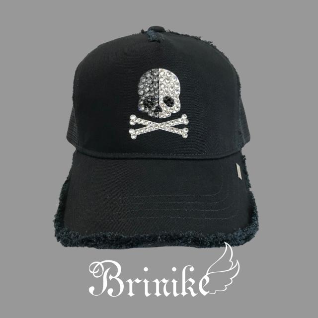 【BRINIKE】スワロキャップ◆スカル of the オペラ