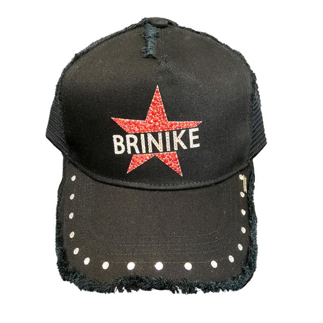 【BRINIKE】クリスタルキャップ◆ブリニケスター
