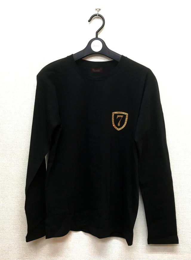 【期間限定セール】クリスタルTシャツ◆エンブレム7【~1/15まで!】