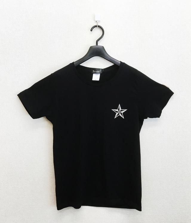 クリスタルTシャツ◆ロックスター