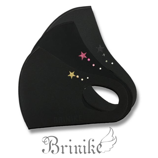 【BRINIKE】スワロマスク◆スター・グラデーション