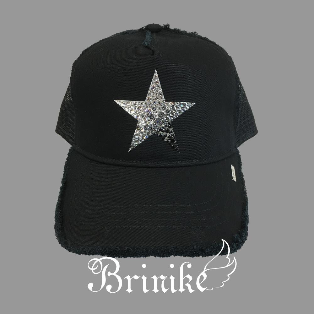 【BRINIKE】スワロキャップ◆スターグラデーション
