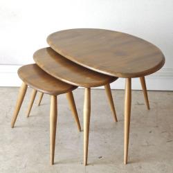 究極の癒し家具がこれだ イギリス製ビンテージercolアーコール ネスト