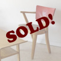 イギリス・アームチェア・椅子・アンティーク・ビンテージ・北欧