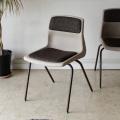 スタッキングチェア・椅子・ビンテージ・アンティーク・イギリス・ミッドセンチュリー