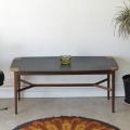 ジープラン・G-plan・コーヒーテーブル・センターテーブル・ブラックトップ・チーク・ビンテージ・アンティーク・ミッドセンチュリー