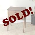 イギリス・ソーイングボックス・裁縫箱・サイドテーブル・ハンドメイド・クラフト・ビンテージ・アンティーク
