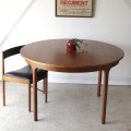 イギリス製・マッキントッシュ・ダイニングテーブル・ミッドセンチュリー・アンティーク・北欧