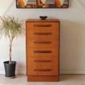 G-planジープラン・6段チェスト・ビンテージ【チーク】イギリス製アンティーク家具