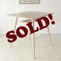 ERCOLアーコール無垢ダイニングテーブル輸入家具イギリス製ビンテージアンティーク
