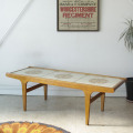 G-plan・ジープラン・コーヒーテーブル・タイルテーブル・ビンテージ・アンティーク・北欧