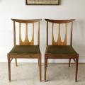 ジープラン・G-plan・チェア・椅子・いす・ミッドセンチュリー・ビンテージ・アンティーク・フレスコ・北欧