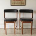 イギリス・マッキントッシュ・ダイニングチェア・椅子・ビンテージ・アンティーク・ミッドセンチュリー