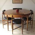 G-planヴィンテージ【ジープラン】ダイニングテーブル・フレスコ・ビンテージ【チーク】アンティーク家具北欧