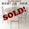 イギリス製【チーク】ダイニングテーブル・伸張・エクステンション/ミッドセンチュリー家具・ビンテージ