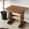 G-plan・ジープラン・コーヒーテーブル・ネストテーブル・ビンテージ・アンティーク・北欧