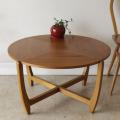 ネイサン・NATHAN・コーヒーテーブル・ビンテージ・チーク・アンティーク・ミッドセンチュリー・北欧デザイン・家具