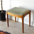 ビンテージ・スツール・腰掛け・椅子・チェア・オットマン・北欧・イギリス・アンティーク・家具