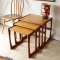 G-planジープラン・コーヒーテーブルQuadrilleネストテーブル【チーク】イギリス製アンティーク北欧デザインミッドセンチュリー