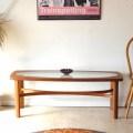 Nathanネイサン・コーヒーテーブル・センターテーブル・ガラス・チーク・ビンテージ家具ミッドセンチュリー家具アンティーク北欧