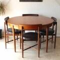 ジープラン・G-plan・ダイニングテーブル・フレスコ・エクステンション・ビンテージ・家具・アンティーク・北欧・インテリア・チーク