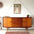 サイドボード・テレビボード・チーク・Younger・イギリス・ビンテージ・アンティーク・北欧・輸入家具