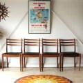 ジープラン・G-plan・ダイニングチェア・4脚セット・ビンテージ・家具・アンティーク・北欧・インテリア・チーク