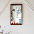 イギリス・ミラー・壁掛け・リメイク・ミニサイズ・ビンテージ・アンティーク・インテリア・雑貨