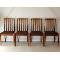 ダイニングチェア・イギリス・ビンテージ・椅子・リノベーション・北欧家具・アンティーク・張り替え済