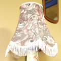 ランプシェード・花柄・照明・イギリス・アンティーク・ビンテージ
