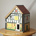 イングランド・ビンテージ・ドールハウス・イギリス・おもちゃ・子供・輸入雑貨・北欧雑貨