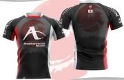 ARAWAZA AIR TECH FABRICS T-shirts JAPAN