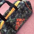 adidas ナイロンバッグ カモフラージュ L 2 way bag