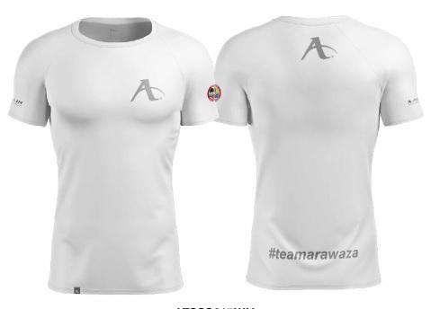 ARAWAZA AIR TECH FABRICS T-shirts 005