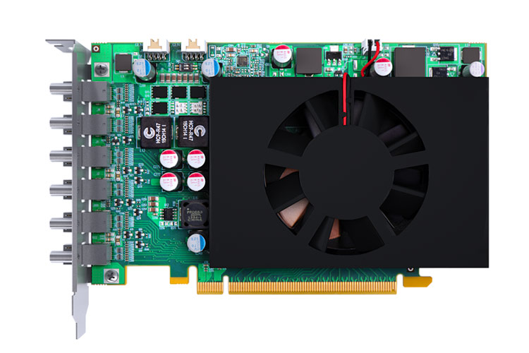 Matrox C680 PCIe x16/J 【型番】C680/4GBPEX16 ※お取り寄せ