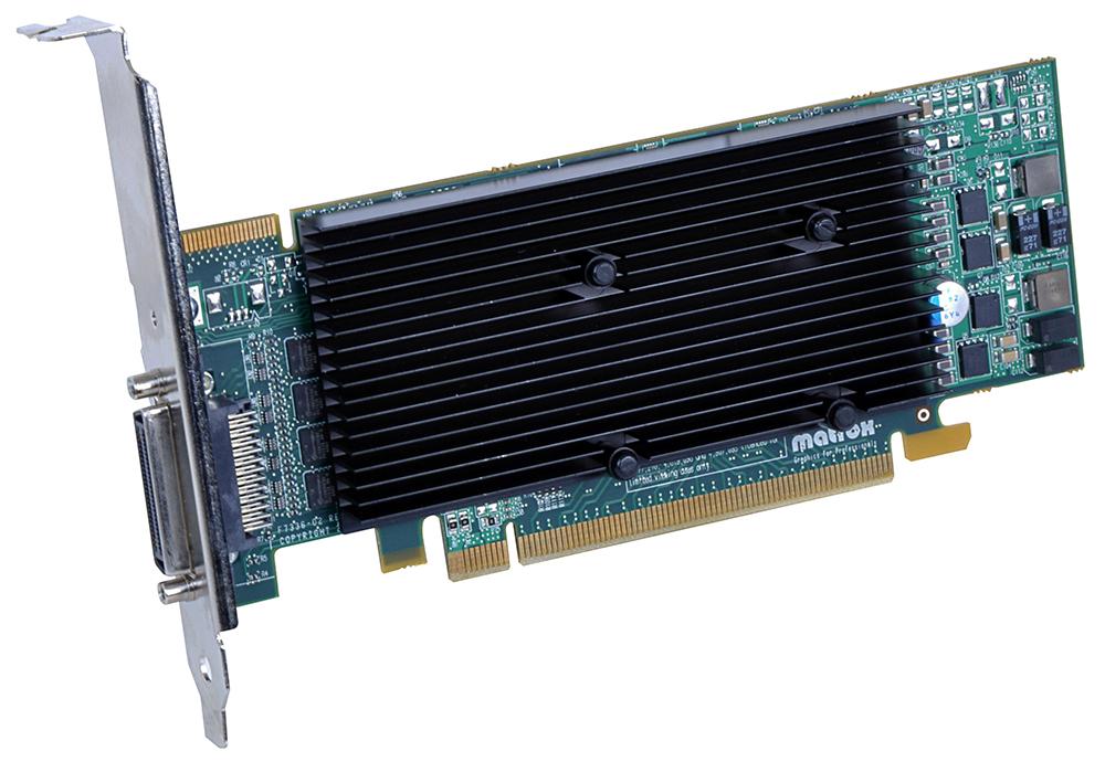 Matrox M9140 LP PCIe x16/J 【型番】M9140/512PEX16/LP ※お取り寄せ