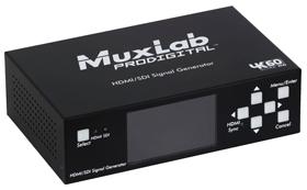MuxLab(マックスラボ)HDMI2.0/3G-SDIジェネレーター 【型番】MUX-G500830 ※お取り寄せ