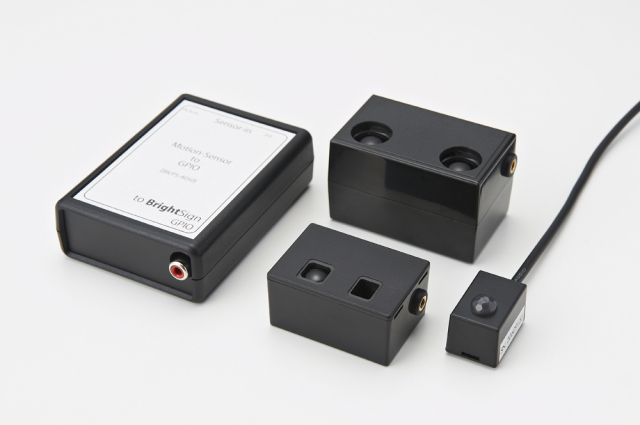 BrightSign(ブライトサイン)BS3/4シリーズ 焦電型人感センサー 【型番】BR/PPS-4050 ※お取り寄せ