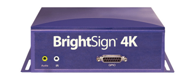 BrightSign 4K242(ブライトサイン) 【型番】BS/4K242 ※完売