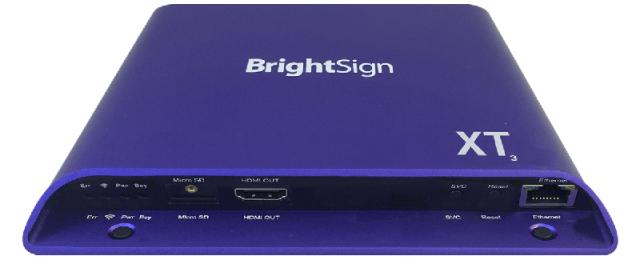BrightSign XT243(ブライトサイン)正規品(並行輸入品ではありません) 【型番】BS/XT243 ※店頭取り扱い