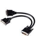 Matrox LFH60→DVI-I×2変換ケーブル 【型番】CAB/L60-2XDVI-I ※お取り寄せ