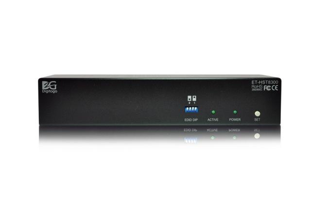 【送信器】HDMI 300m延長分配器(8出力) 【型番】ET-HST8300 ※お取り寄せ