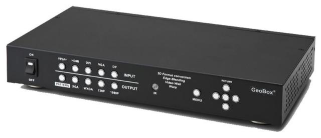 GeoBox ローテーター(5入力2出力) 【型番】G-101 ※販売終了