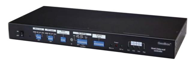 GeoBox G-403 多機能ディスプレイコントローラー(4出力) 【型番】G-403 ※お取り寄せ